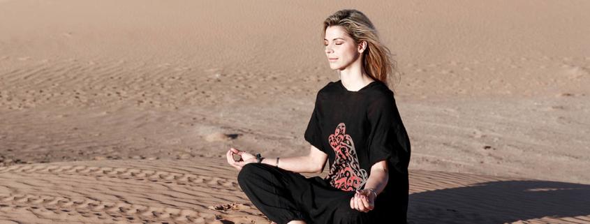 Stress abbauen - Geführte Meditation